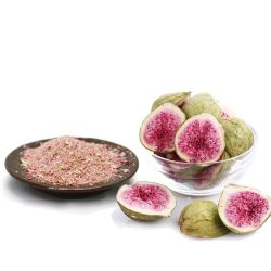 Alta Qualidade Congelamento orgânicos secos Fig frutas