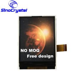 2.4インチLCD TFTの表示モジュールのコグ8ビットMCU St7789V IPS 25 Pinの接触LCDスクリーン