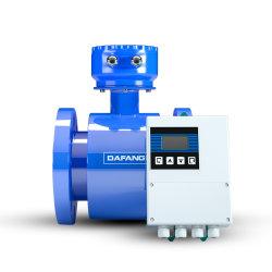 Цифровой аналог сточных вод магнитного датчика массового расхода воздуха расходомера