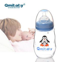 OEM Biberon en verre de qualité alimentaire, bouteille de bébé