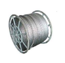 De professionele 0.6mm~20mm Gegalvaniseerde Kabel van de Draad van het Staal