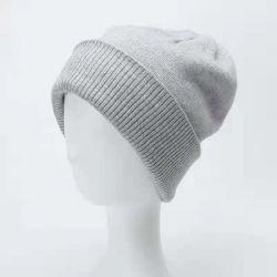 Kundengebundene Hochwertige Winter Caps Erwachsene Gestrickte Acryl Beanies Winter Hut