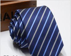 مخصص بالجملة في مصنع ربطة العنق للرجال بطول 6 سم