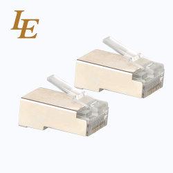 Verbinder-Stecker der Qualitäts-UTP CAT6 RJ45 Unshielded für Netz