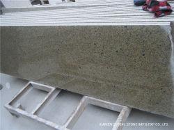 """الصين رخيصة الذهب كرارا الجرانيت الرمال ينفجر/مصقول/مكسو/مكسو بألواح الحجر الكملى/جرانيت بالبلاط بالنسبة إلى الأرضية من """"الحائط"""" والقمم المضادة"""
