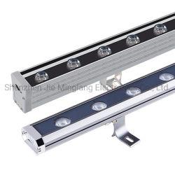 Jml 18W 24W 36W LED 벽 세탁기 빛 IP67는 알루미늄 LED Wallwasher 바 빛을 방수 처리한다