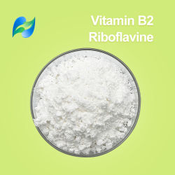 Vitamina organica naturale B2 Riboflavina 99% polvere pura