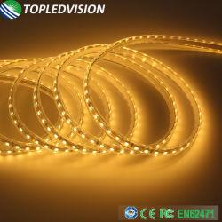 CRI95/90/802835 SMD 120LEDs Slim 5mm Luz branca flexível Fita LED
