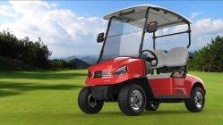 أفضل سعر 2 مقعد عربة جولف كهربائية جودة العجلات الأربع سيارة جولف كهربائية