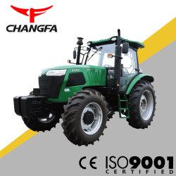 90-120HP 4WD Landwirtschaftliche Bewässerung Landwirtschafts-Traktor mit Rädern ISO CE Zertifikat