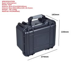 Hunto caso Tc04 Caja de herramientas de uso múltiple