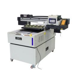 XP600 Dx7 Dx5 I3200 Многофункциональный A1 6090 3D цифровой струйной печати струйной индикатор УФ планшетной печати принтер машины для ПВХ карты бачок случае подарочная упаковка Dtf пленки