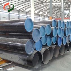 API 5L ASTM A106 Gr. B 23mm tuyau sans soudure en acier Tube Prix par tonne