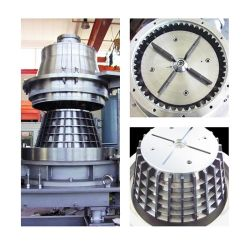 Низкая цена Ultrafine шлифовки Pulverizer мельница Turbo фрезерный станок