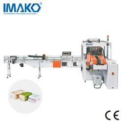 Serviette automatique machine de conditionnement des tissus