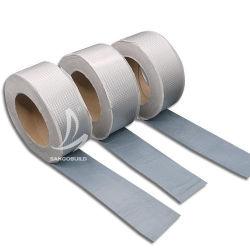 Cinta de caucho butilo sellado resistente al agua el papel de aluminio cinta de caucho EPDM