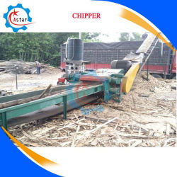 Chipper Industriale Per Legno Per Branch A Larga Scala In Vendita