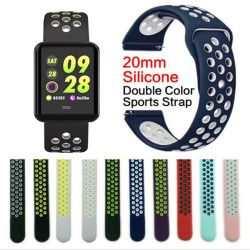 B08 écran carré Smart Bracelet montre de sport pour l'homme et femme Smart Watch
