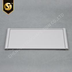 공장 지면 방향 표시 문 이름 금속 격판덮개 알루미늄 합금 벽면 표시