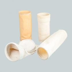 Nomex Aramidの塵のフィルター・バッグの高温は酸に抵抗する