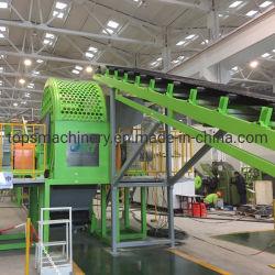 Gebrauchte Reifen Recycling Zerkleinerung Maschinen Hersteller / Reifen Recycling Zerkleinerung Maschinen Anbieter