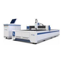Hohe Ausschnitt-Geschwindigkeits-Kohlenstoff-Faser-Maschine CNC Laser-Maschinen-metallschneidender Faser-Laser-Scherblock-Preis
