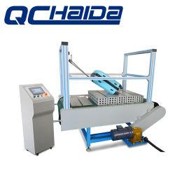 آلة اختبار/اختبار النسب المخبري الآلي القابل للبرمجة للحقائب