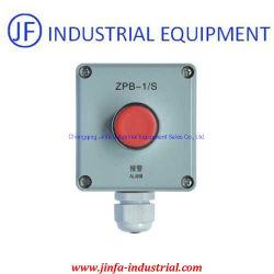 IP56 Navio de montagem em parede de fogo de alumínio Botão alarm box