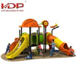 Paradis des animaux de la série de l'équipement de jeu de jeu pour enfants Terrain de jeux extérieur Diapositive Bonne qualité avec fr-1176 standard