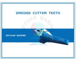 Bagger-Zähne /Dredge, das Zahn-/Dredge-Scherblock-Zahn-/Dredge-Zahn-Adapter schneidet