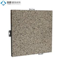 대리석 석재 알루미늄 ACP 장식용 석재 벽 패널