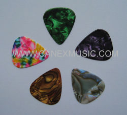 Le celluloïd Guitar Picks / Guitar Picks / Accessoires Guitare (AP-A)