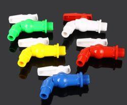PVC洗面器の浴室の付属品の衛生製品の小型水球の蛇口は蛇口絶食する