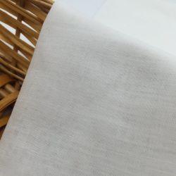 55%Ramie45%хлопок ныряющая Pfd ткань для печати и пошиву одежды окрашивания