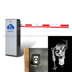 Ankuai المصنعين عالية الجودة في الهواء الطلق RFID التلقائية جدار ذراع الرافعة البوابة