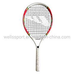 Vende caliente raqueta de tenis para niños de 21 pulgadas de Color Diseño de logotipo personalizado