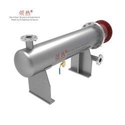 Na horizontal ou Personalizadas Aquecedor à prova de explosão para o óleo de lubrificação
