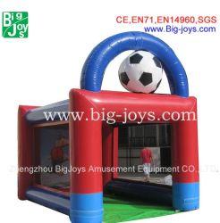 Aufblasbares Fußball-Eintragfaden-Ziel-Spiel (BJ-SP15)