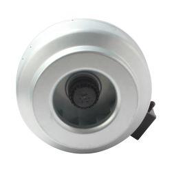 di 100mm-315mm di CA ventilatore industriale della centrifuga del condotto del ventilatore centrifugo a rovescio in linea