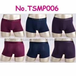 Boxer-Kurzschlüsse der Form-Art-Männer/Unterwäsche der Männer (TSMP006)