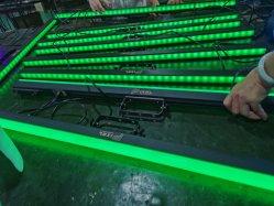 Rigebaの最も新しい40LEDs屋外の使用イベントの段階のための防水LEDピクセル管