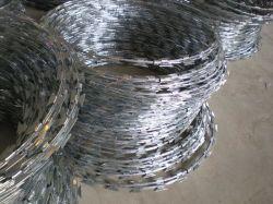 Китай завод металлических изделий бритвы провод