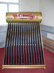 Unpressurized солнечной энергии для нагрева воды (CN-58)