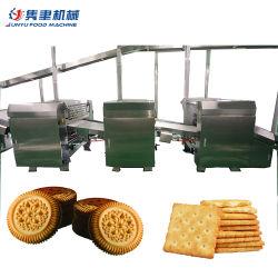 Junyu marque Biscuit extrudé Making Machine des aliments de collation à billes