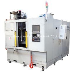 Estación doble de endurecimiento por inducción CNC Máquina Herramienta para el eje de tratamiento térmico de clase