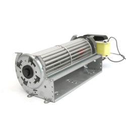 2021 Venda quente DC tangencial pequeno ventilador de fluxo cruzado Blower 12V 24V rolamento de esferas de alumínio do motor os impulsores