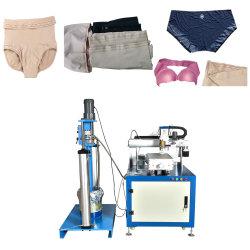 Revêtement en silicone transparente automatique la machine pour la lingerie Lingerie soutien-gorge Revêtement élastique de bande