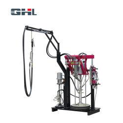 Bicomponent 실란트 압출기 절연 유리 기계 이중 유리 제작 기계 이중 유리 글루 밀봉 기계 실리콘 압출기