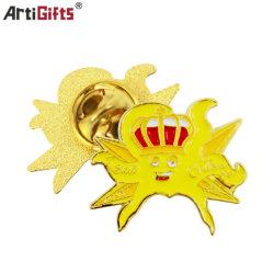 Золотые декоративные Memory Stick Булавка