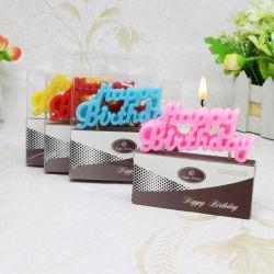 韓国Ins様式のためのケーキの装飾の誕生会の蝋燭